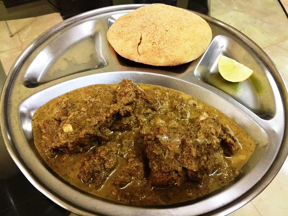 Goan Meal